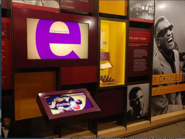 Ray of Light - The Ray Charles Museum
